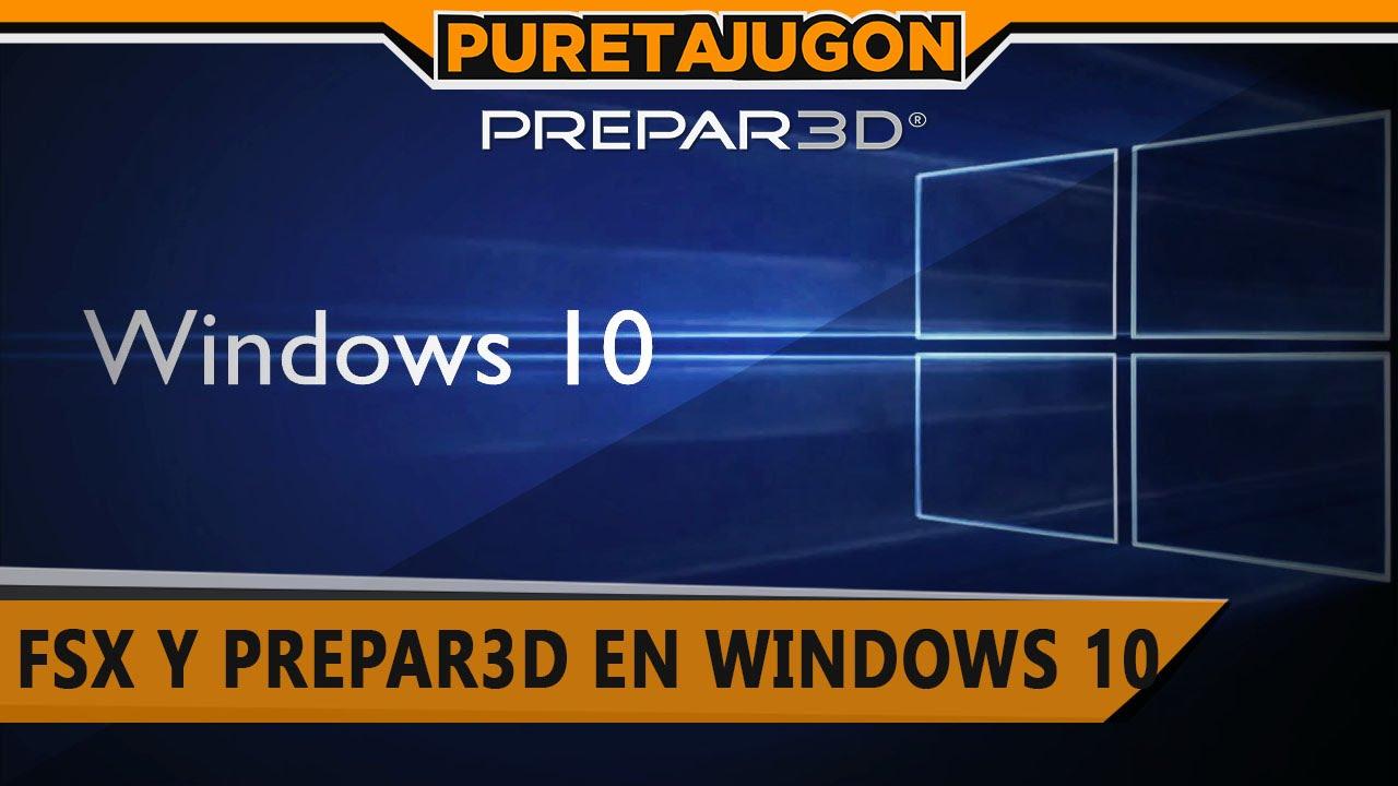 Fsx Windows 10