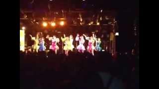 20120920 Naomi y Las Dinamitas Salsa @ El Gran Combo Salsa Tour