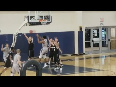 Centenary University Men's Basketball vs. City College of New York Highlights (2018)