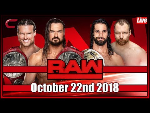 wwe-raw-live-stream-full-show-october-22nd-2018-live-reaction-conman167
