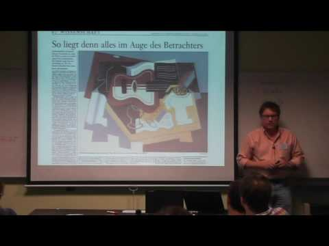 Christopher Fuchs in Buenos Aires 2015. International Workshop: What is Quantum Information?