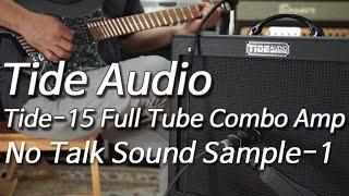 Tide Audio / Tide-15 Full Tube…