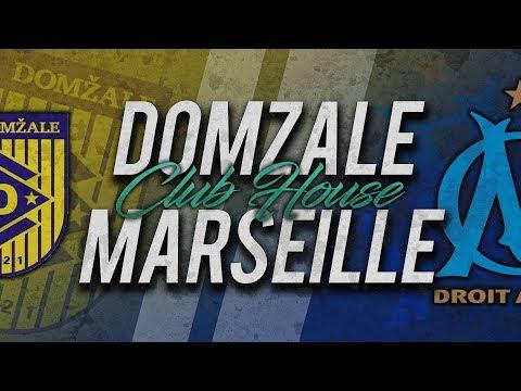 🔴 DIRECT / LIVE : DOMZALE - MARSEILLE // Club House