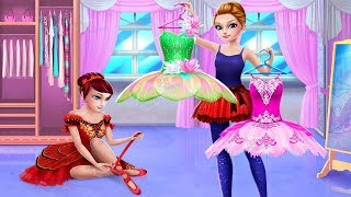 Pretty Ballerina Ballet Dręams - Princess Dress Up in Style & Dance Game for Girls