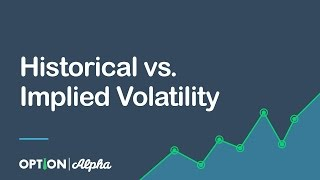 Historical vs. Implied Volatility