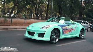 Crazy Modified Nissan 350Z in India | Bangalore | #182