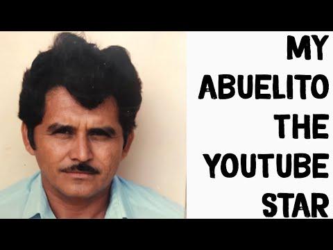 My abuelito the star || El Salvador Vlog