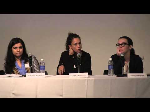 Archival Organization, Part 2: Cat Celebrezze and Panelist Q&A