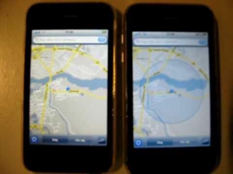 Gps iphone x problem