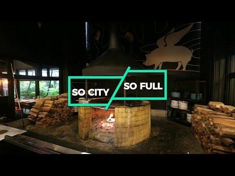 So City So Full ตอน บาร์บีคิวสไตล์ฝรั่งเศสที่เลอโคชองบล็อง