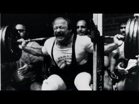 Dr. Squat Fred Hatfield Challenges You to Lift RAW