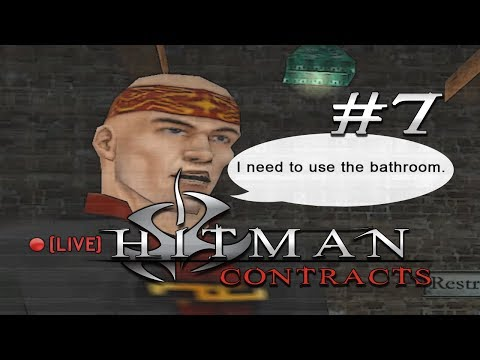 SEA FOOD MASSACRE & LEE HONG ASSASSINATION - HITMAN: CONTRACTS (PC) [SA] LIVE #7