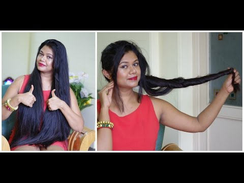 Easy Hair Spa At Home using natural ingredients: For Soft And Shiny Hair|Sushmita's Diaries