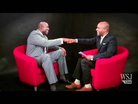 Magic Johnson Discusses HIV & AIDS