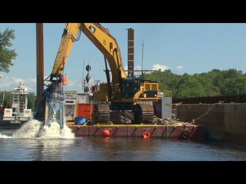 GE's $1 billion Hudson River clean-up bill