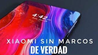 Xiaomi ha creado el Smartphone sin Marcos Definitivo