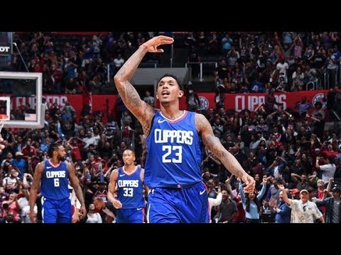 Lou Williams vs Wizards (12/09/2017) - 35 Pts 8 Ast, 11-20 FGM, 4-8 3PM, CLUTCH, GAME WINNER!