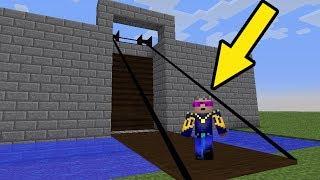 Мозаики и подъемные мосты ( Tall doors ) - Обзор модов для Minecraft - #60