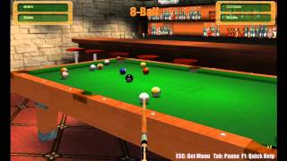 3d live pool pc gameplay