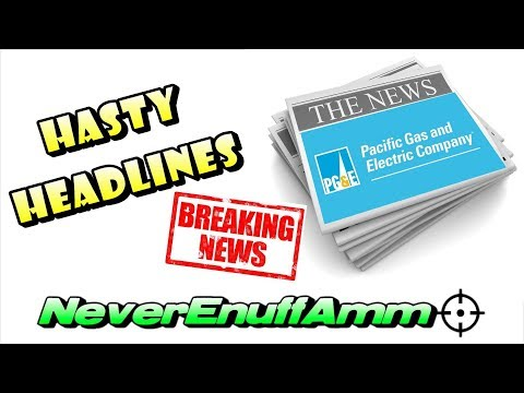 Females Aren't Women & PG&E Outage Explained - Hasty Headlines from YouTube · Duration:  40 minutes 46 seconds