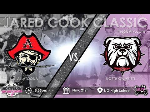 2017 Jared Cook Classic: North Gwinnett vs. Allatoona