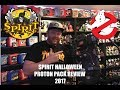 Spirit Halloween Ghosbusters Proton Pack Review 2017