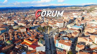 Çorum, Türkiye |4K| Drone Görü…