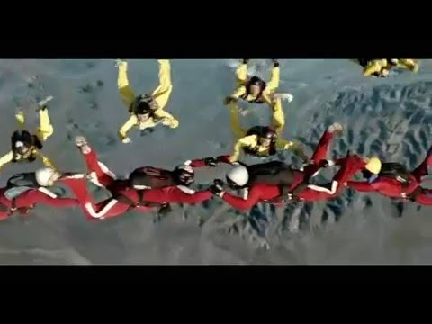 Difficult Is Worth Doing - Honda Skydiving Advert 2 - Jump - YouTube