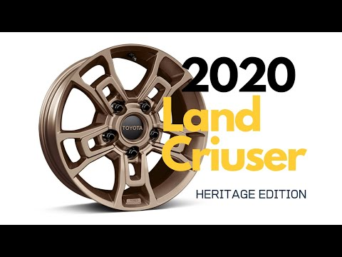 2020 Toyota Land Cruiser Heritage Edition Review With Me