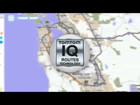 tomtom route planner guided tour youtube