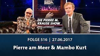 Die Pierre M. Krause Show vom 27.06.2017