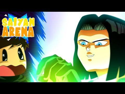 GUERREIRO DO KI INIFITO E BROLY VS BEERUS !!! - Saiyan Arena ‹ Ine ›