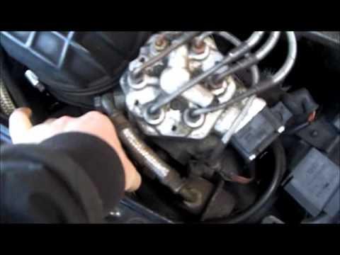 Audi Coupe 2.3e NG Idle Problem 2