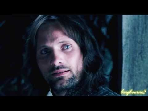 Aragorn ♥ Lord Of The Rings ♥ Heart of Courage