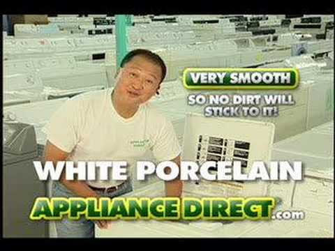 Appliance Direct! (White Porcelain)