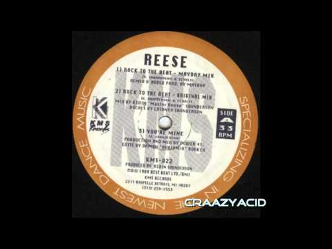 Reese - Rock To The Beat (Hitman Mix)