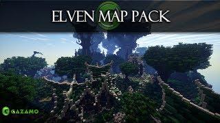 Elven Map Pack Minecraft Building Inc