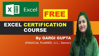 🎉10  Introduction  to View Tab| Excel Free  Certification Course in Hindi