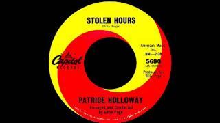 Patrice Holloway - Stolen Hours