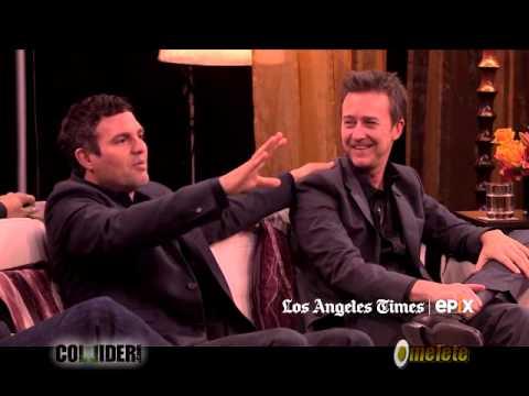 Mark Ruffalo and Edward Norton Discuss Working with David Fincher