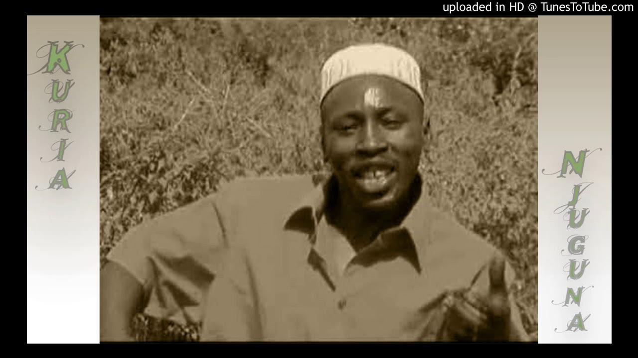 Kuria Njuguna - Kahora Mwanake (Official Kikuyu Music)