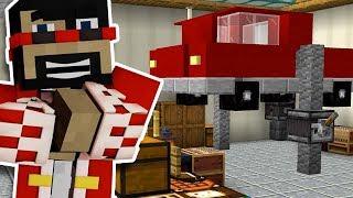 Here In My Minecraft Garage