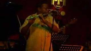 Osmany Paredes Quintet Zinco Jazz Bar Mexico