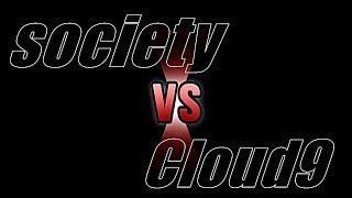 Guild Society vs Cloud9  Pw Hits Sky