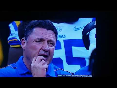 Brother Wease - Coach O Busted Picking Nose And Eating Boogers By ESPN Cameras