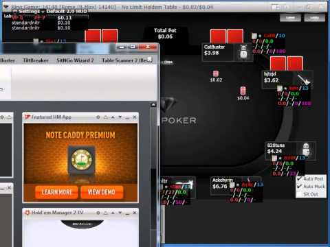 Software Needed to Crush Online Poker (31DPC Day 3)