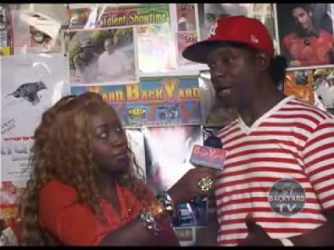 Mr Easy - Backyard TV Interview - Reggae Dancehall Star