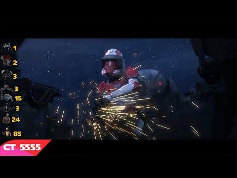 Star Wars The Clone Wars Season 6 Droid Death Count