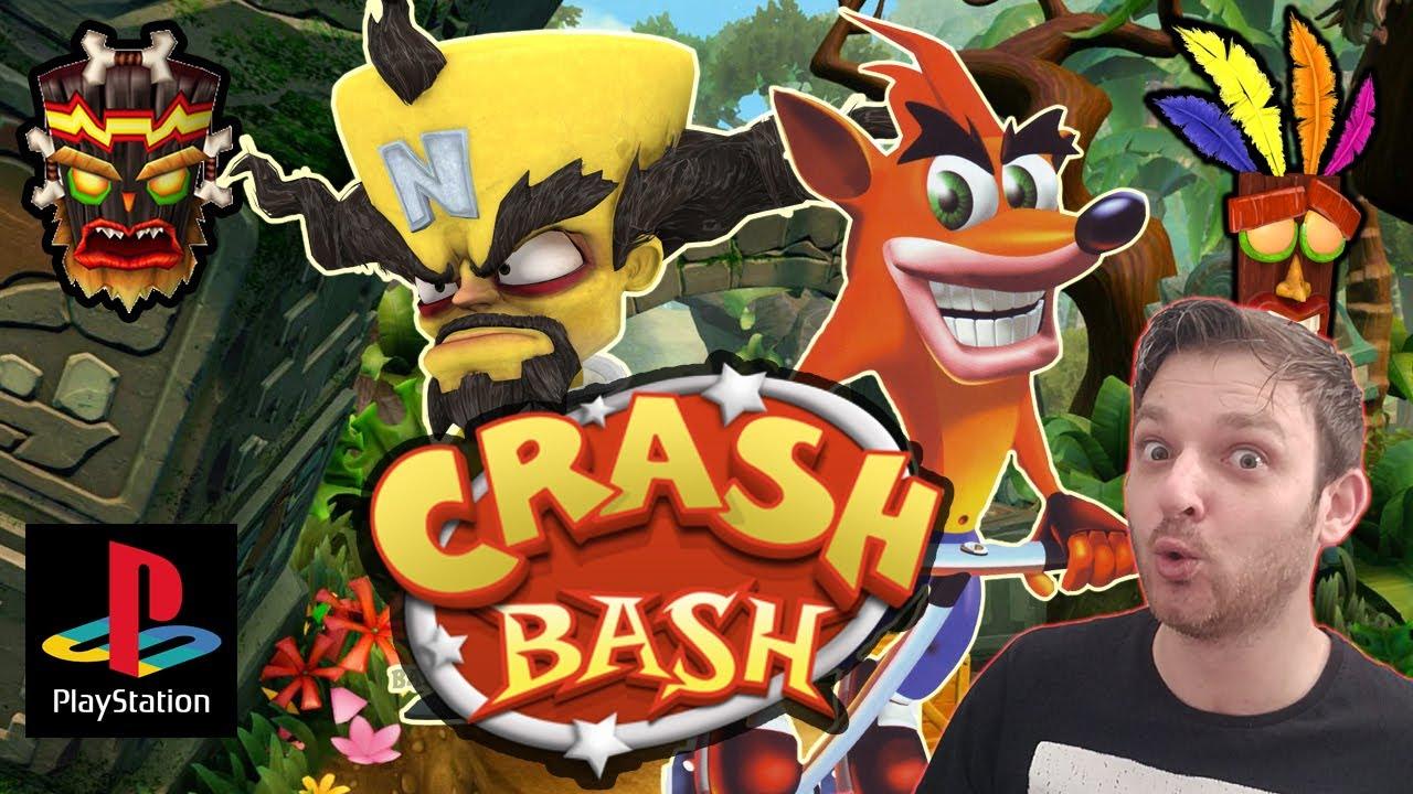 LE PARTY GAME DE CRASH