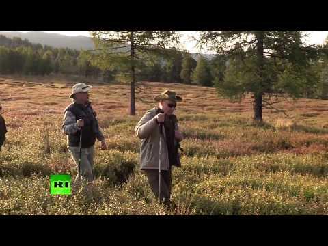 Счастливые люди | Енисей | Путин (серия 5)